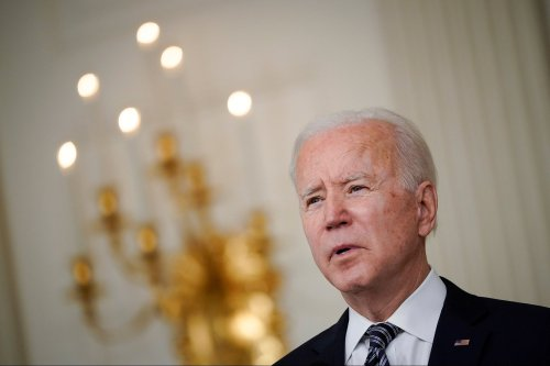 Biden Fired A Bunch of Staffers for Smoking Weed, and People Aren't Happy About It