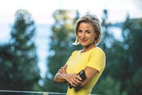 VIDEO: Think big and ask for money big, Silvina Moschini's recommendation to build your business