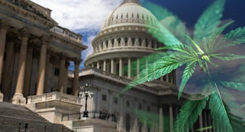 A Federal Marijuana Legalization Bill Is On The Way To The House