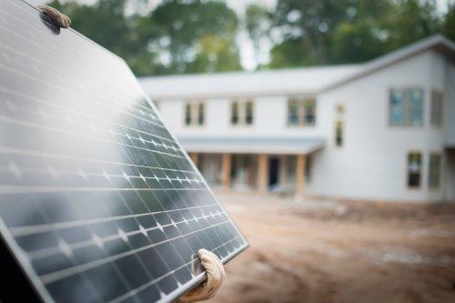 Going Solar at Home
