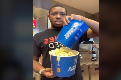 A Movie Theater Employee Goes Viral for Exposing an Industry Secret You Should Know Before Ordering Popcorn