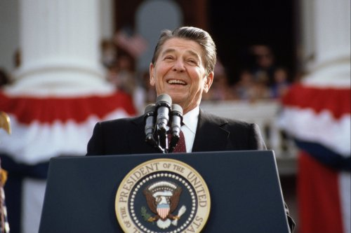 Top Ten Presidents With Best Economic Growth