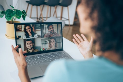 How to Prove You're Actively Listening While Video Conferencing With Your Team