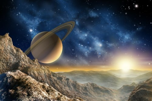 How, When and Where to See Jupiter and Saturn Aligned, a Phenomenon That Has Not Happened for 400 Years