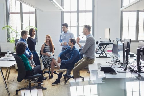 Improve Employee Retention By Taking a People-First Approach