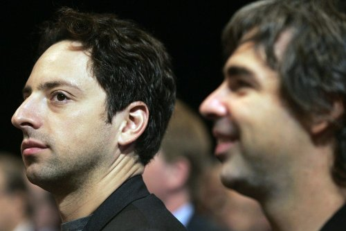 The founders of Google are already 2 of the 8 centibillionaires in the world
