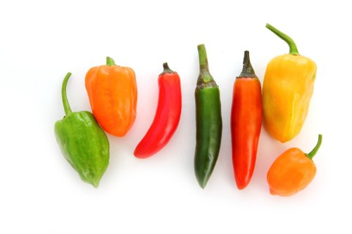 How many chili peppers does Mexico have? We tell you what they are for (besides being delicious)