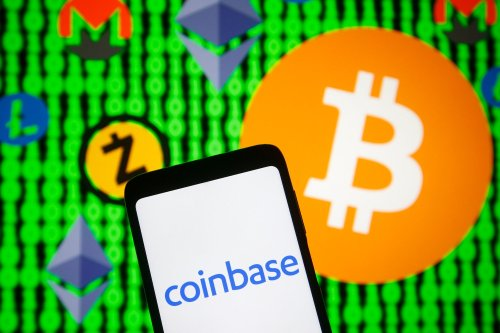 Coinbase Nearly Hit a $100 Billion Valuation, Making It More Valuable Than GM, Twitter and FedEx