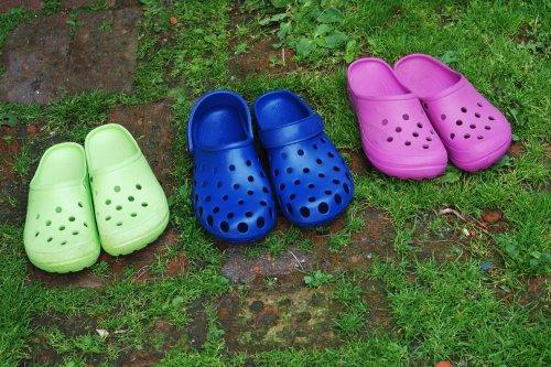 Crocs sues Walmart for 'copying' its famous shoes
