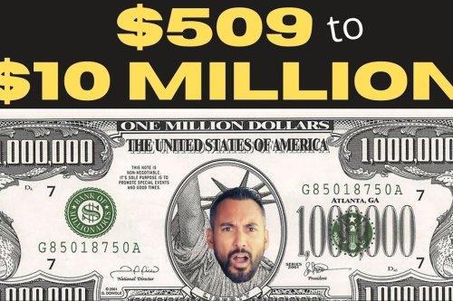 How I Turned a $509 Side Hustle Into $10 Million