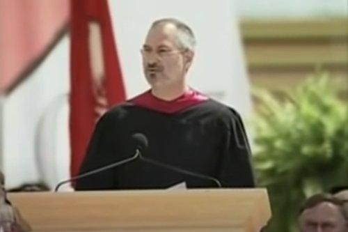 The best Steve Jobs speech. Why does it work so well?