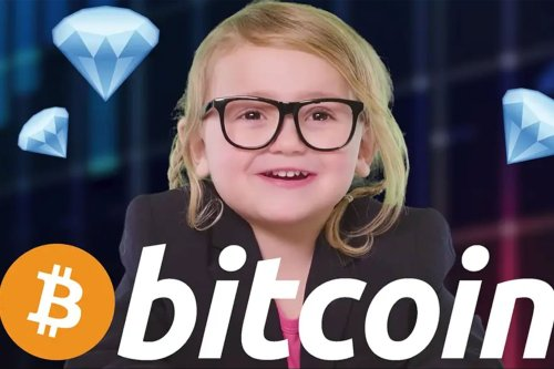 Meet Lily, the 3-Year-Old Girl Who Explains How Bitcoin Works With Sweets