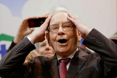 Warren Buffett 'broke' Nasdaq: system is unable to record high Berkshire Hathaway share price