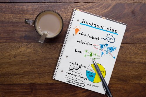 Why Your Business Plan's First Draft Is Terrible