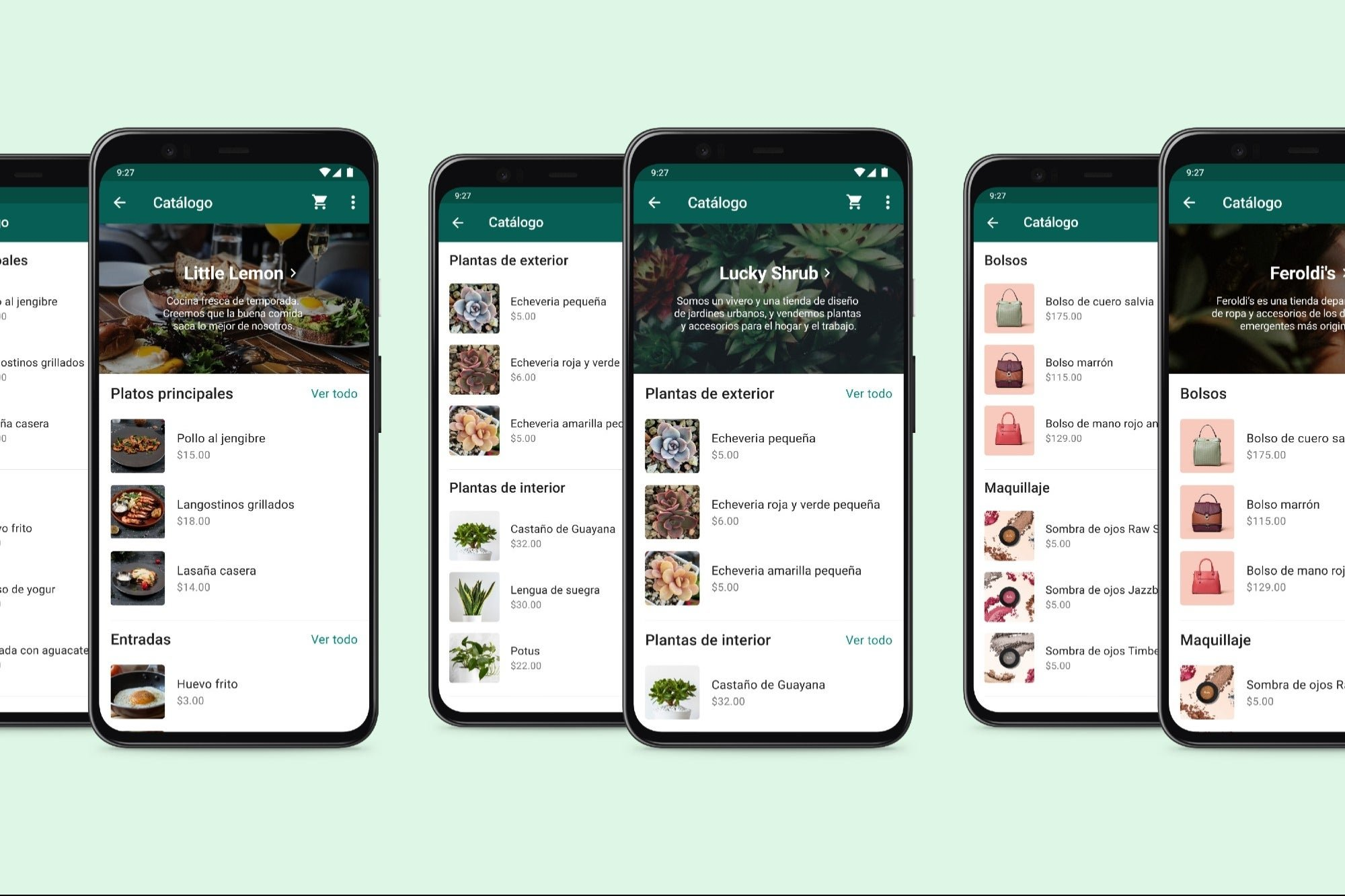 WhatsApp Business launches the new 'Collections' feature to organize your products and make shopping easier. See how it works.