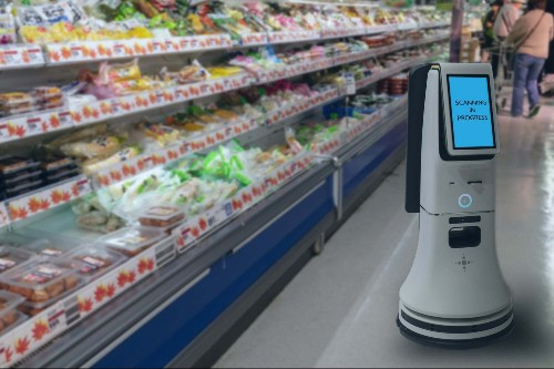Can Robot Shoppers Tell If the Bananas Are Ripe?