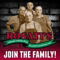 Rosati's Pizza Franchise Information