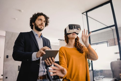 How VR Will Accelerate Talent Learning and Development