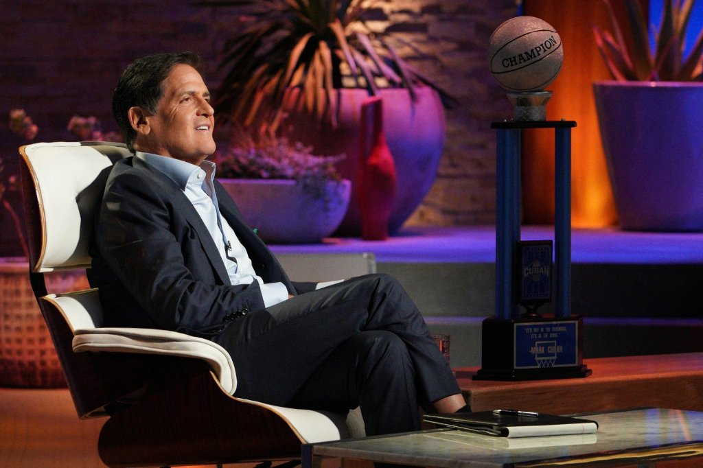 Mark Cuban for POTUS - cover