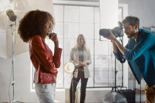 How to Take a Corporate Headshot That Will Put You Miles Ahead of Your Competitors