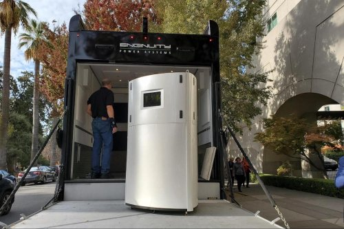 This Single Appliance Can Replace Your Water Heater and Furnace While Supplying Your Home Power