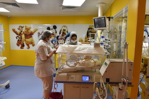 A 25-Year-Old Woman Unexpectedly Gave Birth to Nine Babies