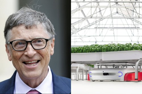 Bill Gates invests $ 50 million in agricultural robots