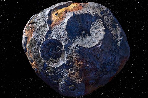 NASA Set to Explore Psyche 16 Asteroid, Thought to Be Worth Thousands of Times the Global Economy