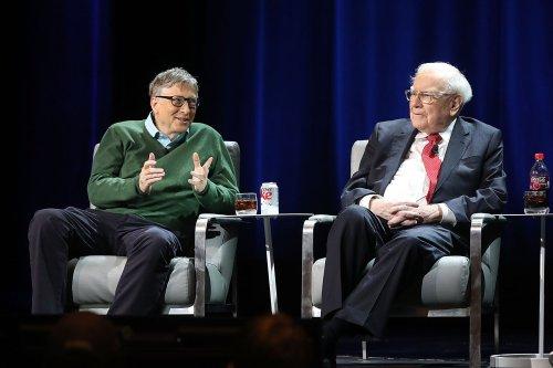 The Best Business Book Ever Written, According To Bill Gates And Warren Buffett