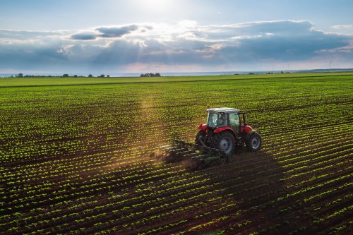 Why Revolutionizing Farming Should Be the Next Space Race
