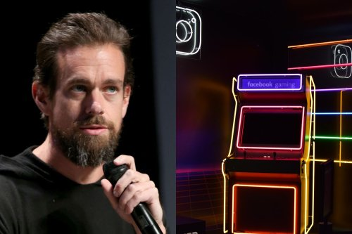 A Twitter user compares Zuckeberg's metaverse to a 'dystopian dictatorship' and Jack Dorsey responds
