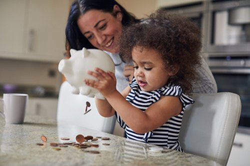 5 Ways to Build Your Kid's Financial Literacy