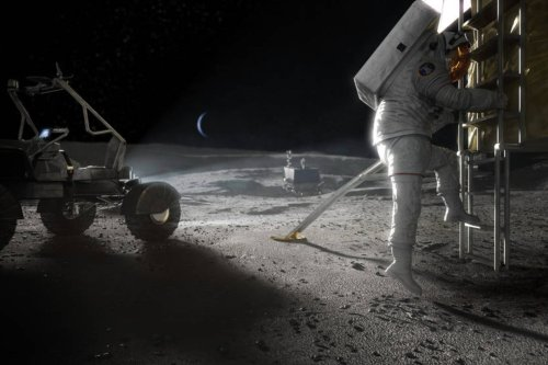 NASA Awards SpaceX, Blue Origin, And 3 Other Companies $ 146 Million In Contracts To Go To The Moon