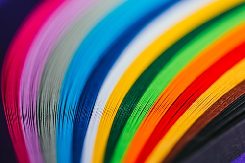 What does the color of your brand say? This infographic teaches you how to send the right message