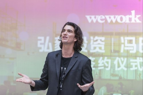 Why I was scared to see the documentary about the fall of the founder of WeWork
