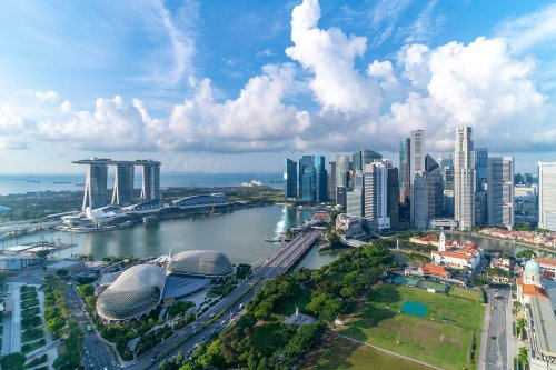4 Reasons Why Singapore Will Quietly Become the World's Leading Industrial Hub