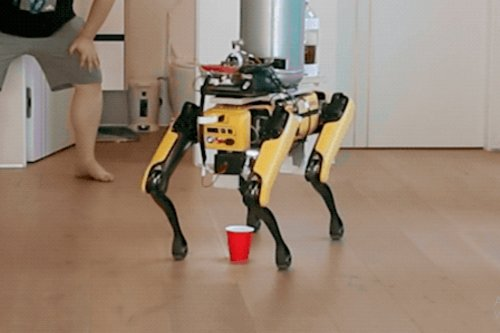 This Robot 'Urinates' Beer on Command