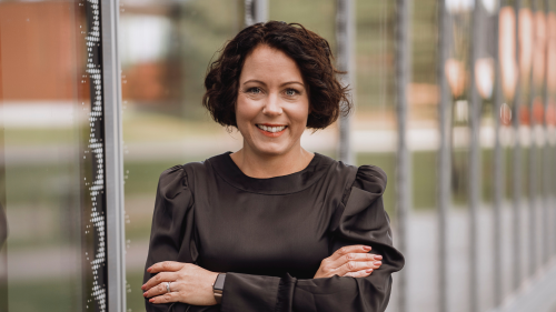 """""""We agreed to commit to this journey 100%, but without sacrificing our families"""" - Denise Johansson Co-founder and CEO of Enfuce License Services, COO of Enfuce Group 