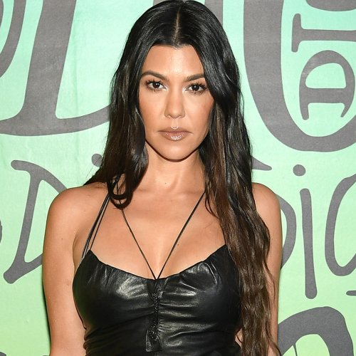 Kourtney Kardashian's Latest Outfit Proves You Don't Need to Break the Bank to Look Fabulous