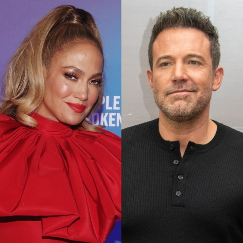 """Jennifer Lopez Gives a Nod to Ben Affleck While Celebrating Her """"Favorite"""" Album"""