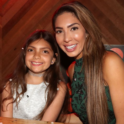 Why Teen Mom's Farrah Abraham Insists Daughter Sophia Isn't Growing Up Too Fast