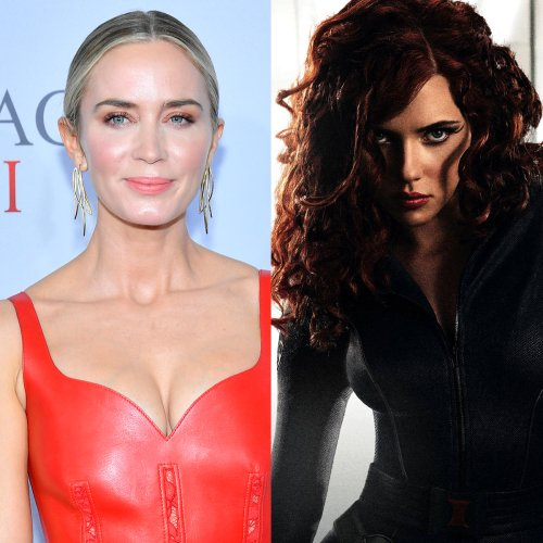 Emily Blunt Sets the Record Straight on Black Widow and Fantastic Four Casting Rumors