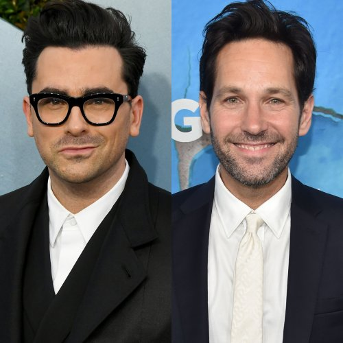 Why the Internet Is Freaking Out Over This Photo of Paul Rudd and Dan Levy