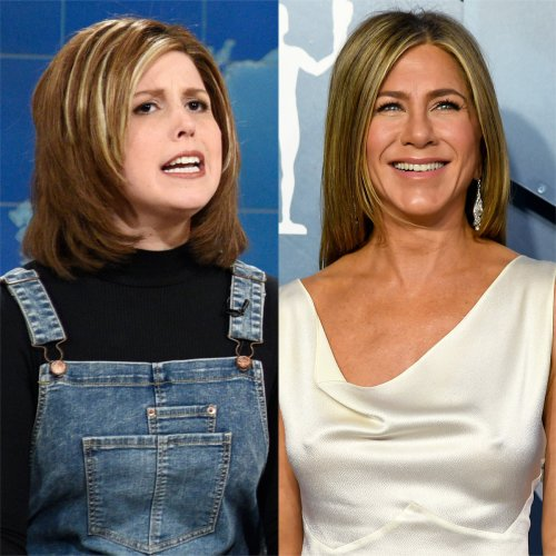 How Jennifer Aniston Really Felt Seeing Saturday Night Live's Impression of Her