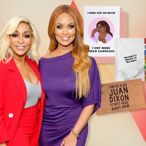 Word on the Street: This Is the Shadiest Real Housewives of Potomac Gift Guide