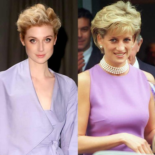 Blink & You'll Miss the First Glimpse of Elizabeth Debicki as Princess Diana in The Crown