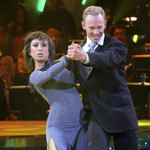 "Cheryl Burke Apologizes to DWTS Partner Ian Ziering for ""Nasty"" Past Comments"