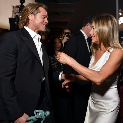 Jennifer Aniston Reveals Where Her Relationship With Ex-Husband Brad Pitt Stands Today