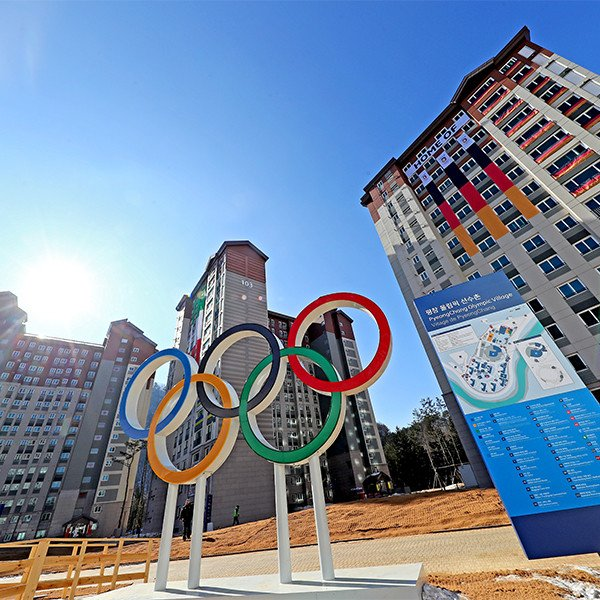 How the Olympic Village Became Known For Its Sexy Escapades