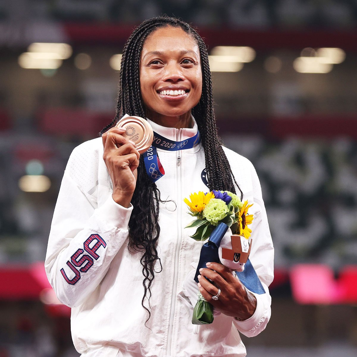 Track Star Allyson Felix's Latest Olympics Win Cements Her Spot in History